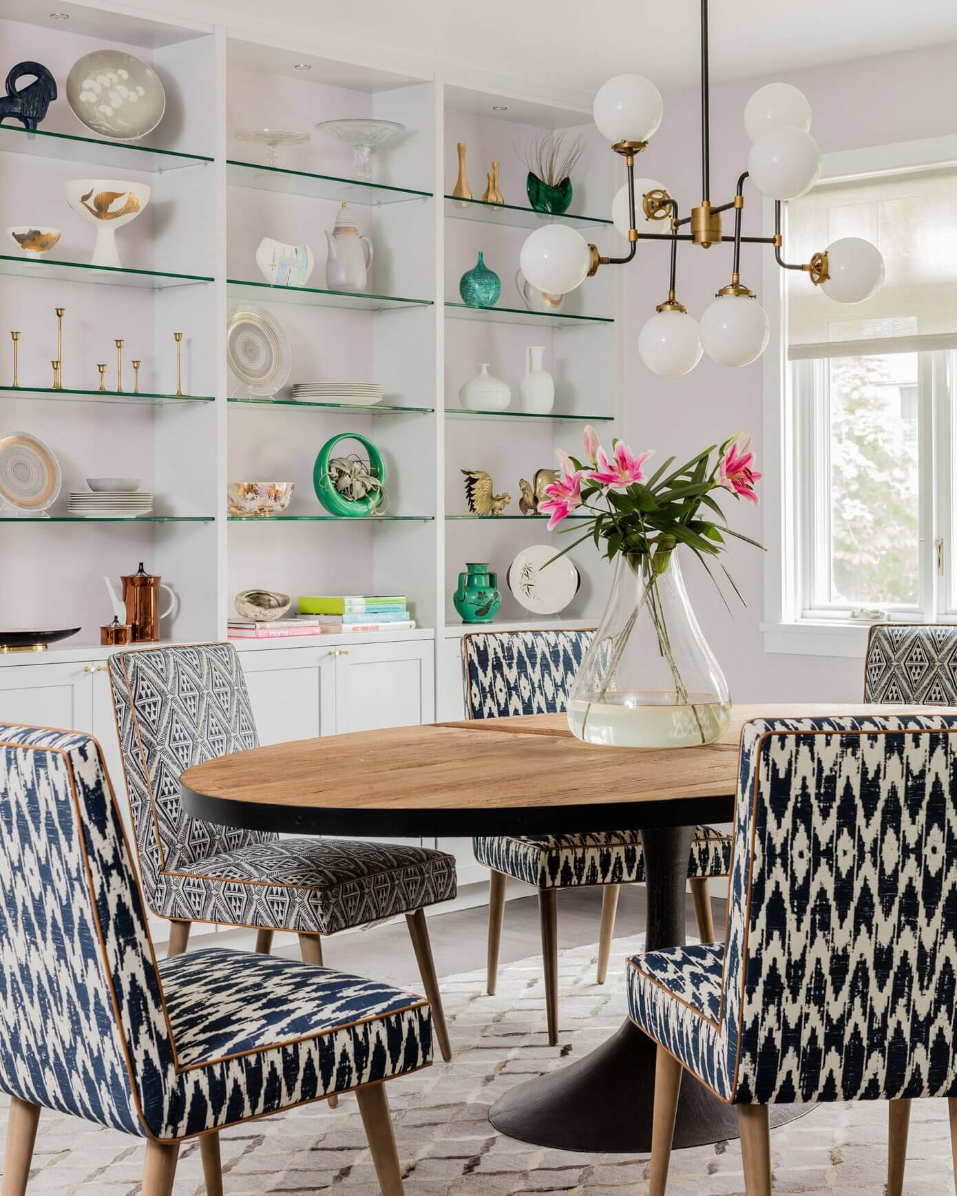 Home in Larchmont by colorTHEORY Boston
