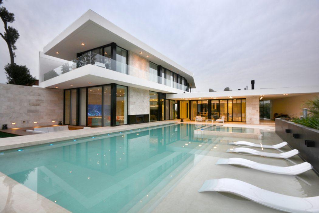 Casa Aqua by Vanguarda Arquitectos