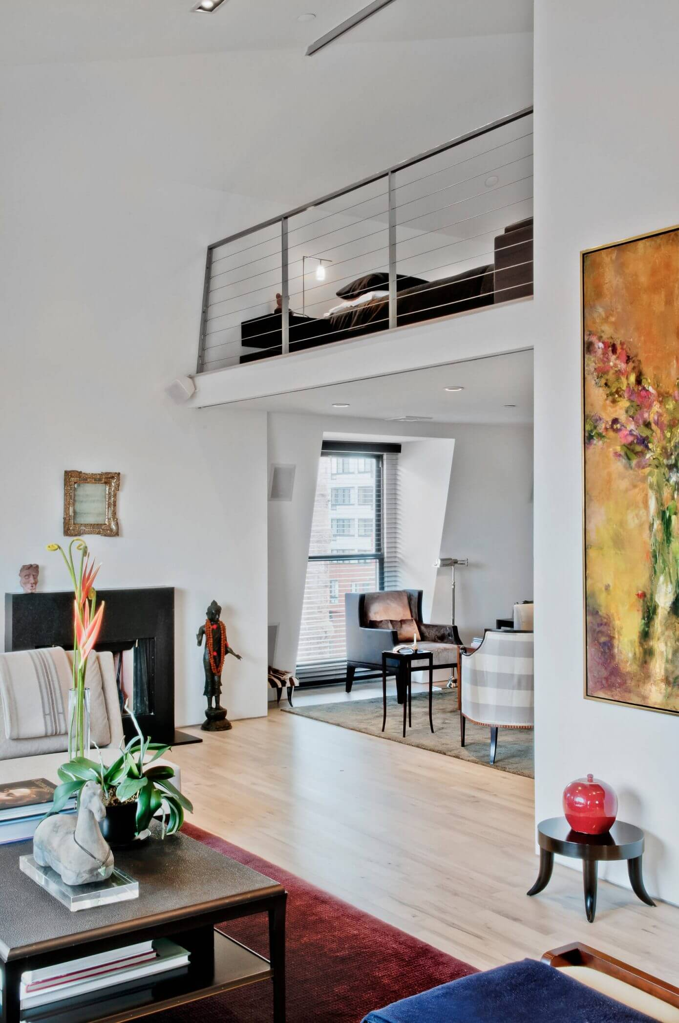 Apartment in Boston by Innovative Collaborations