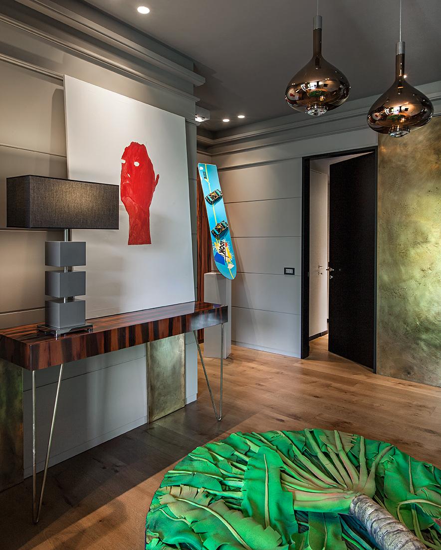 004 house brescia claudia pelizzari interior design homeadore - Interior design brescia ...