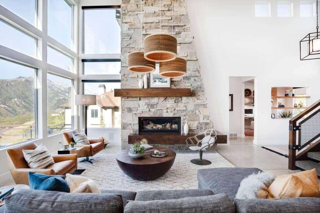 House in Draper by Ezra Lee Design+Build