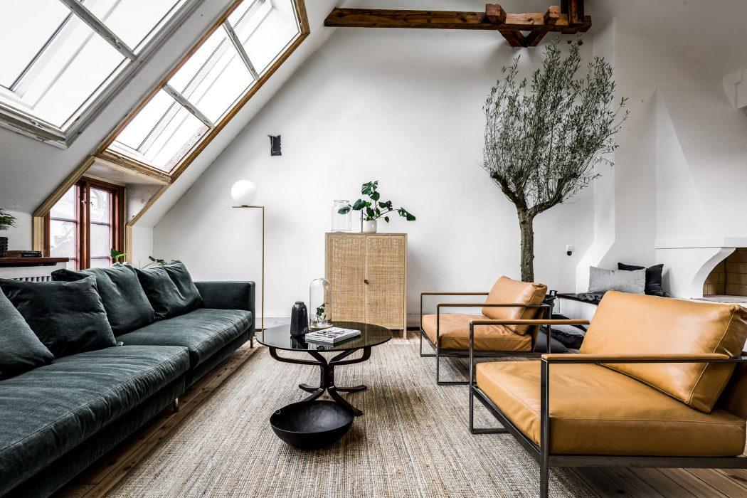 Riddargatan Apartment by Henrik Nero