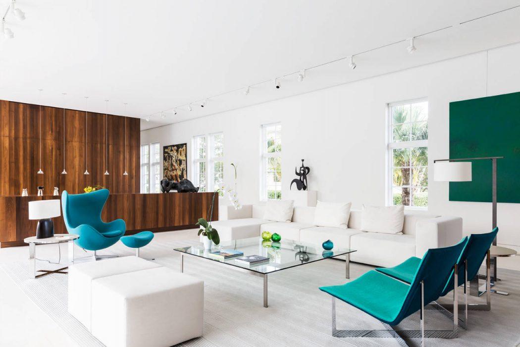 Residence in Windsor by Brininstool + Lynch