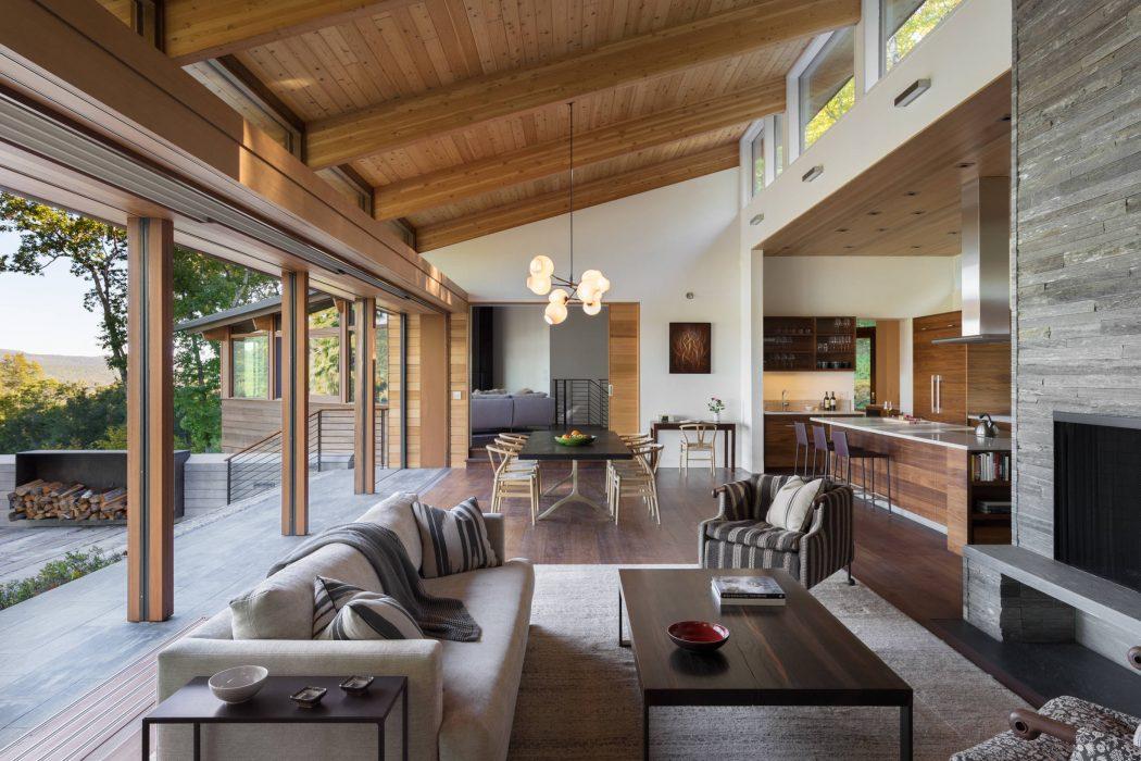 Berkshire Residence by MATHISON   MATHISON ARCHITECTS