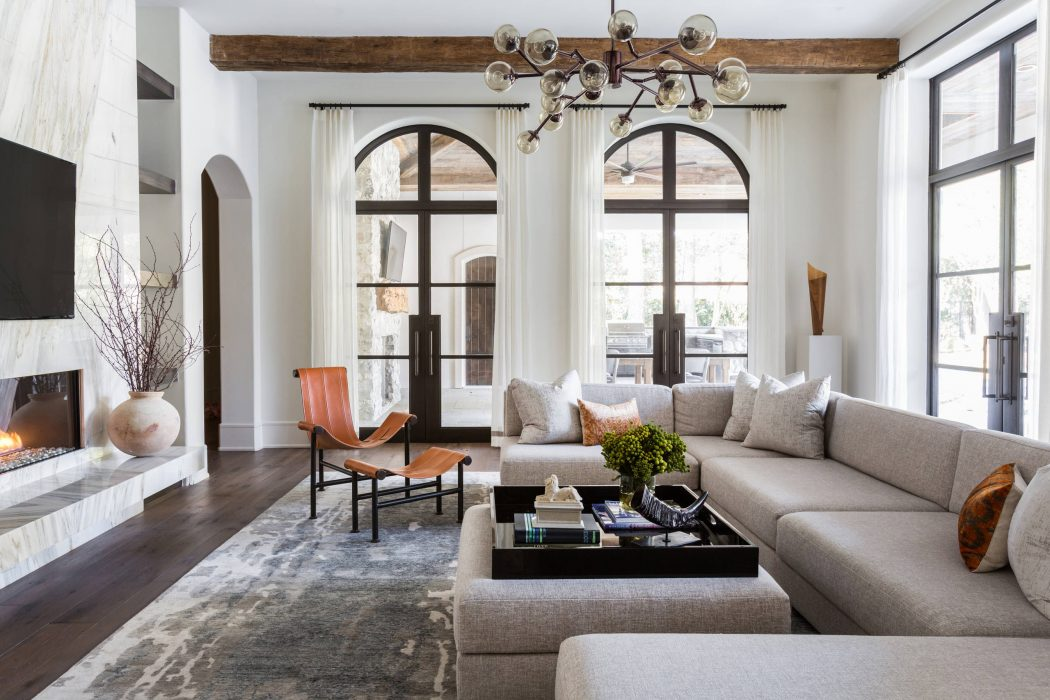 Piney Point Estate by Marie Flanigan Interiors