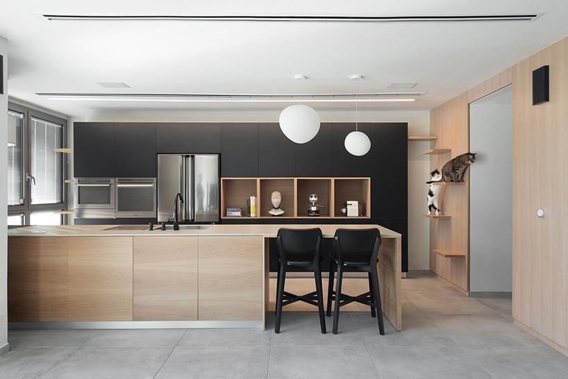 TLV Apartment by Keren Atzmon