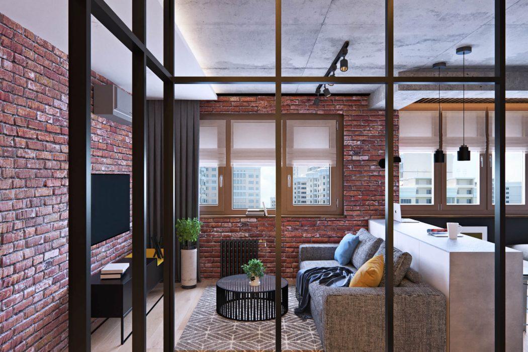 Apartment in Kotelniki by Geometrium DSGN