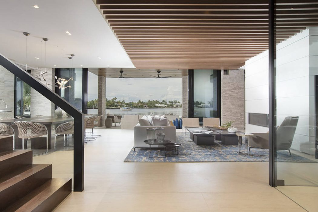 Waterfront Elegance by DKOR Interiors