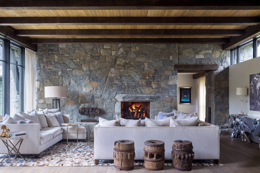 Mountain Chalet by Andrea Schumacher Interiors