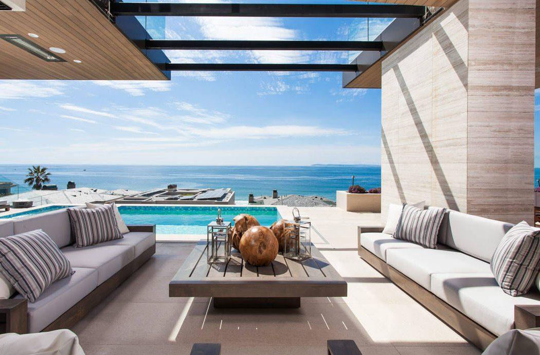 Capistrano Beach House by Meridith Baer Home