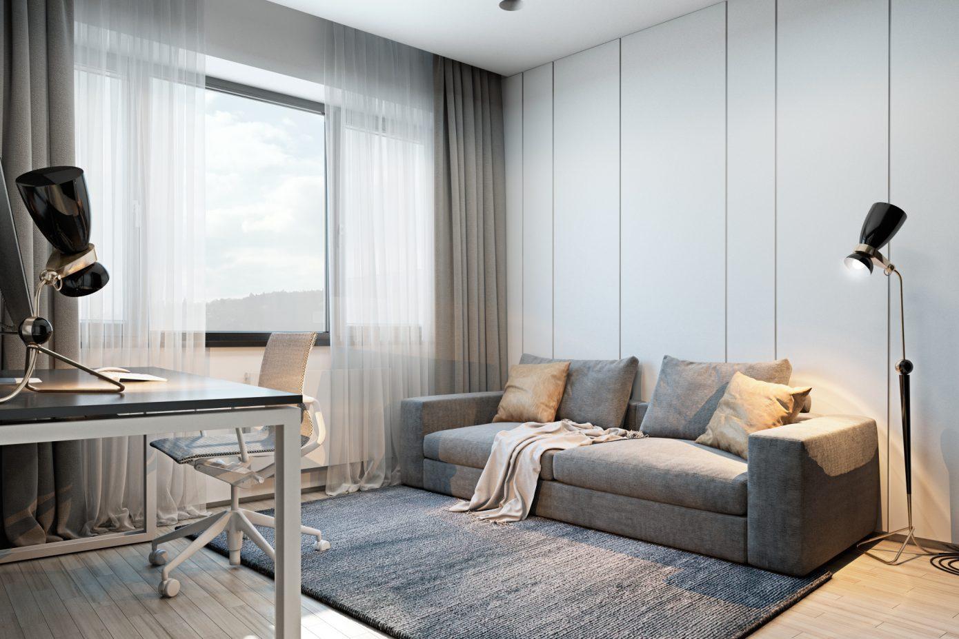 Apartment in Brno by Diff.Studio