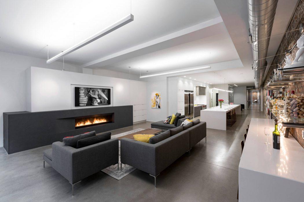 McAlpin Loft by Ryan Duebber Architect