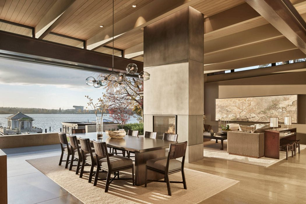 Union Bay Residence by NB Design Group