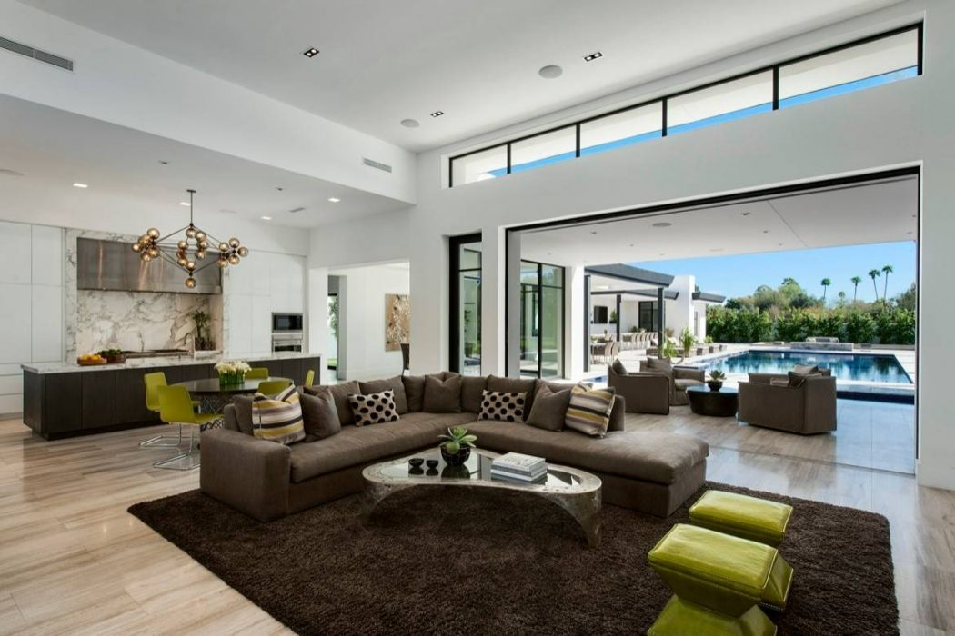Bali Inspired House by Calvis Wyant Luxury Homes