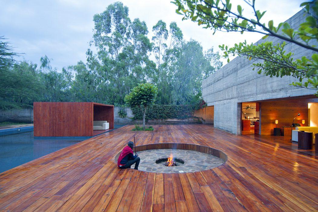 House in Nairobi by Alberto Morell Sixto