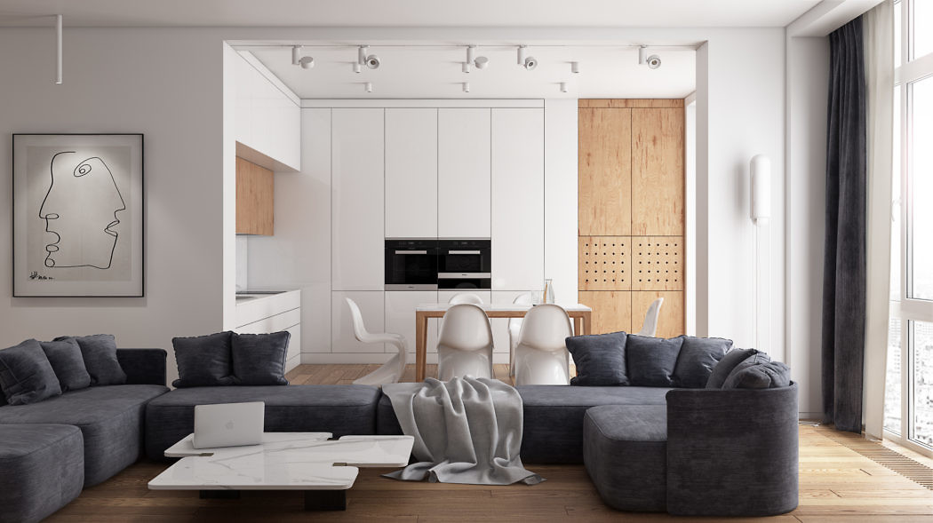 Minima Apartment by StudioPine