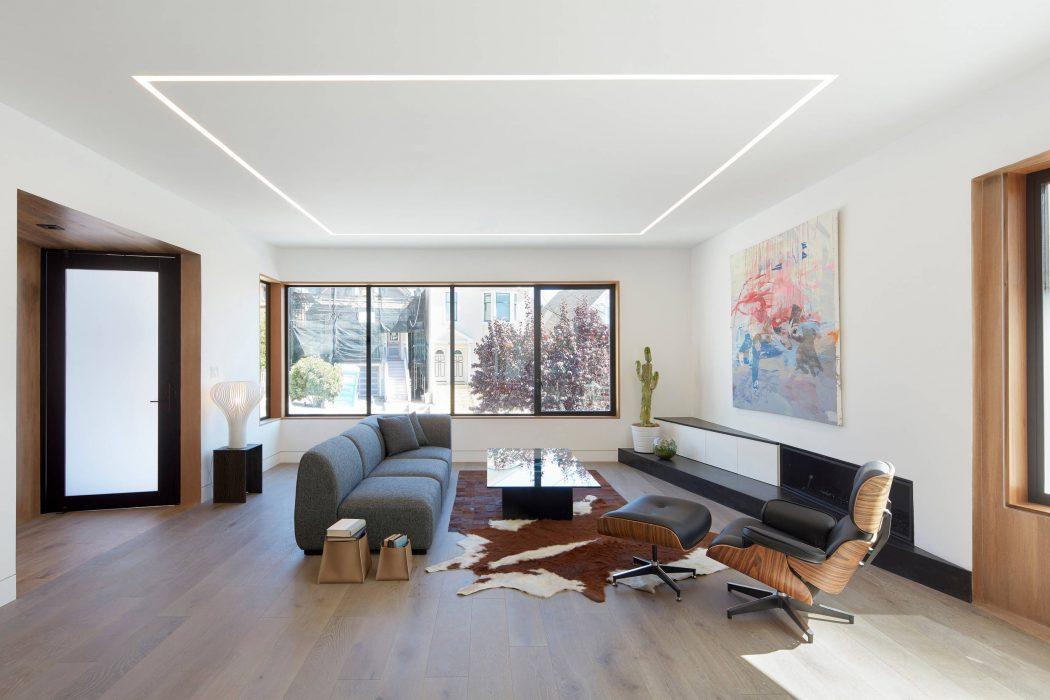Noe Valley House by IwamotoScott Architecture
