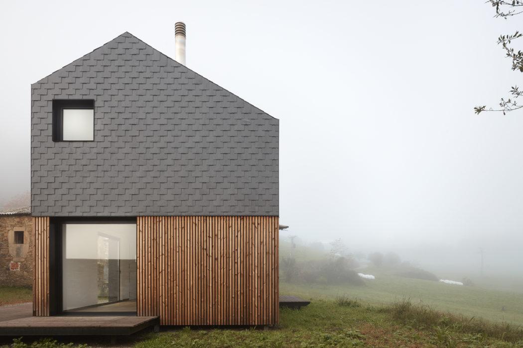 Casa Montaña by [baragaño]