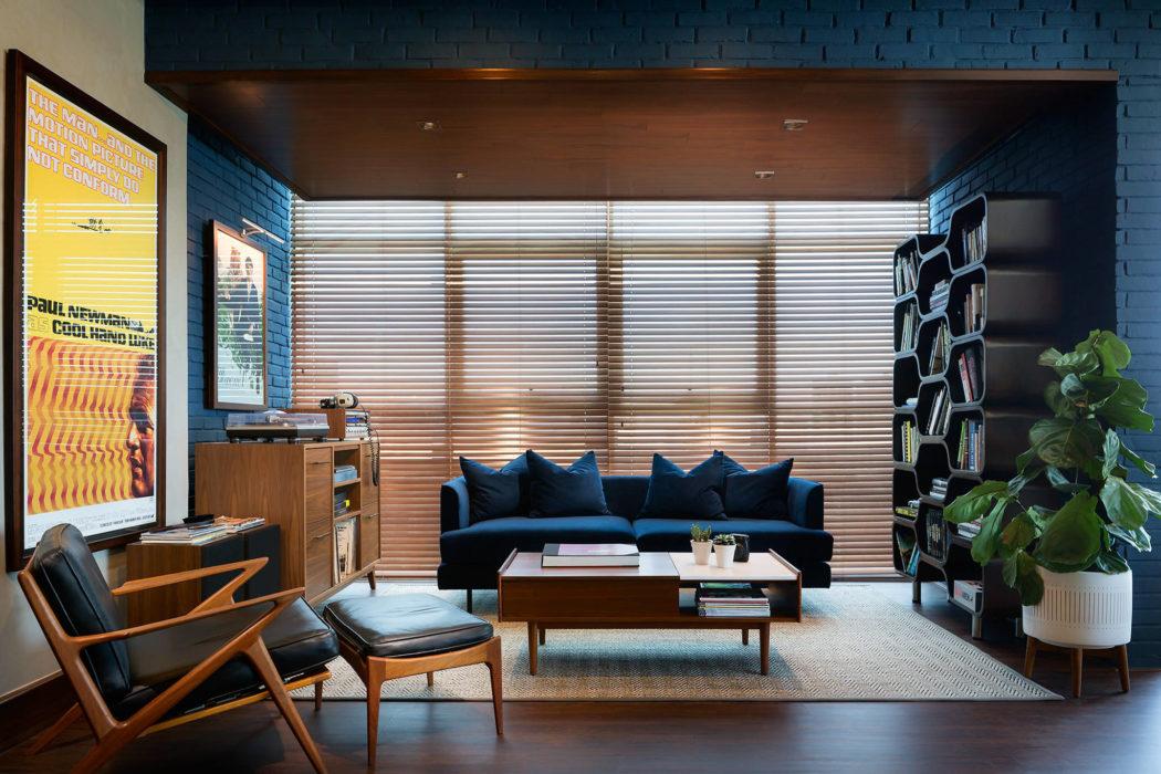 Midcentury Apartment by Vera Montes De Oca Dohse