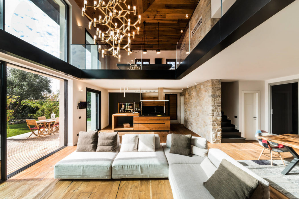House in Guidonia Montecelio by Studio ArchSIDE