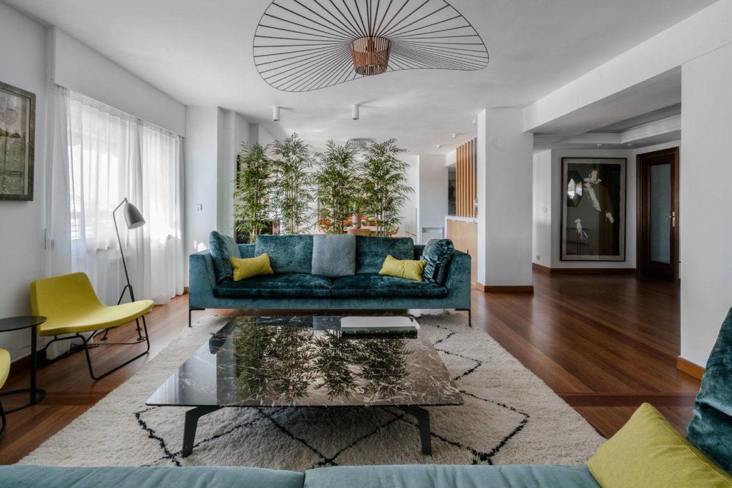Home in Valladolid by Estudio Lätt