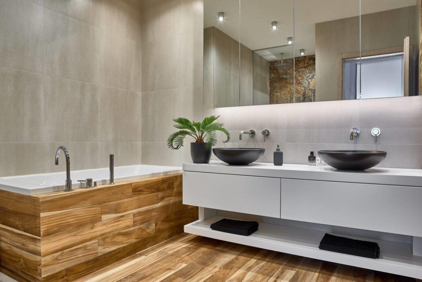 Плитка для ванной комнаты фото 2018 современные идеи