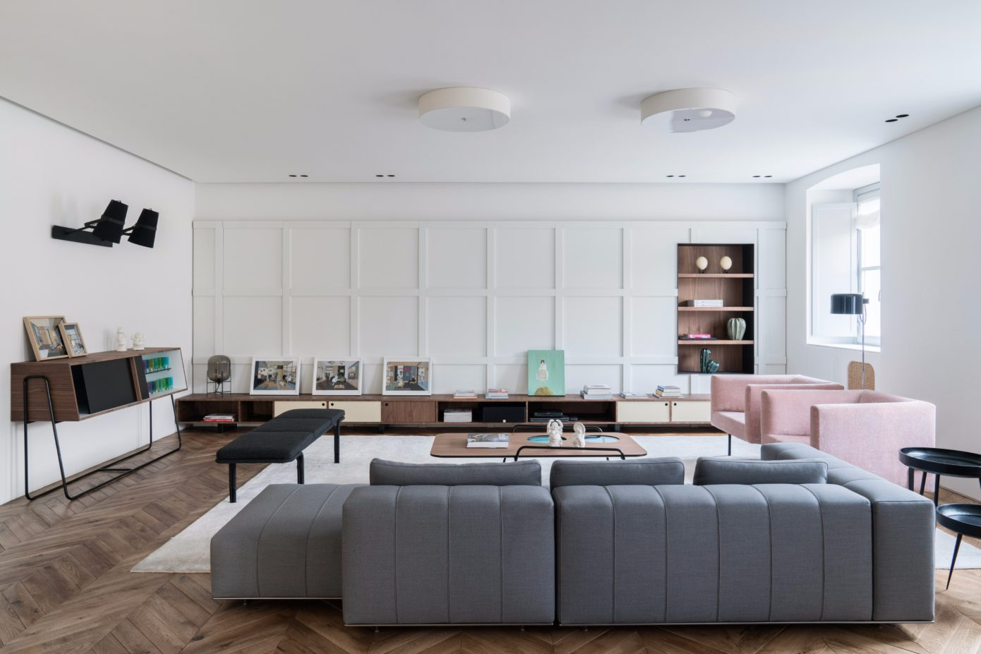 Lagrange House by Fabio Fantolino