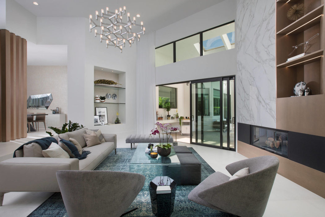 Contemporary Oasis by DKOR Interiors