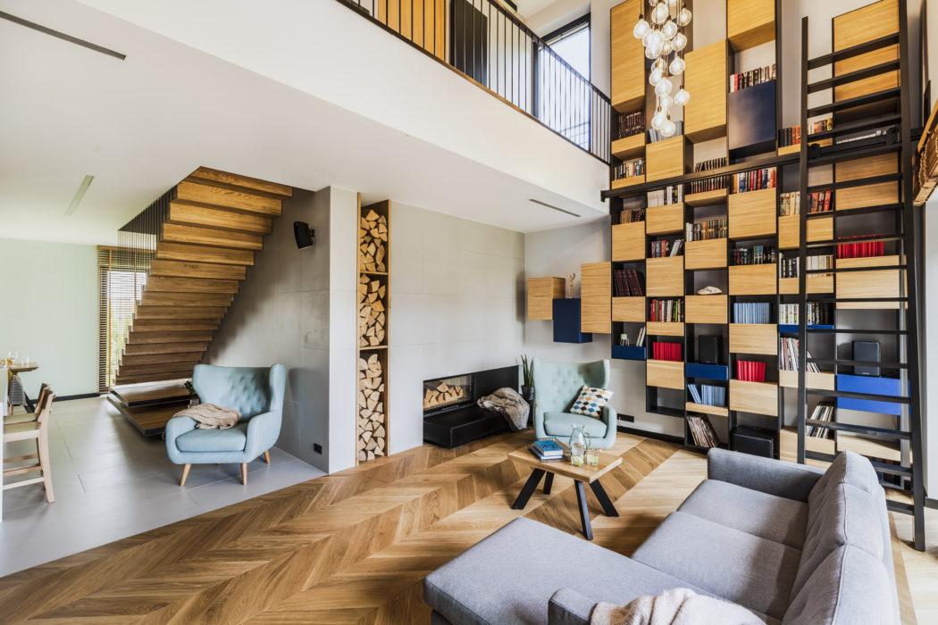 House in Poznań by Metaforma