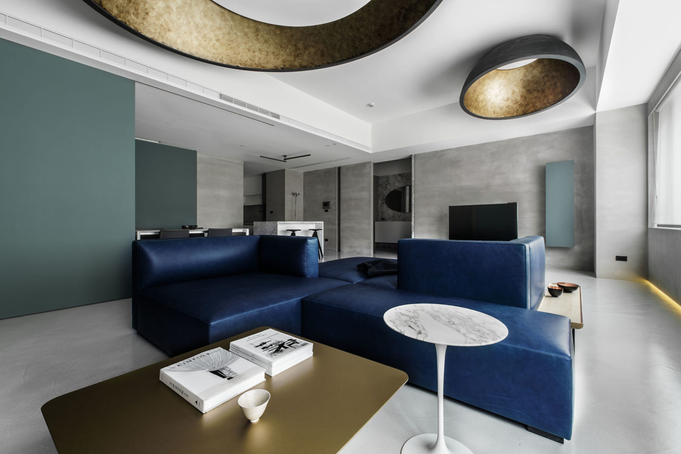 Home in taipei by wei yi international design associates - Interior design associate s degree ...