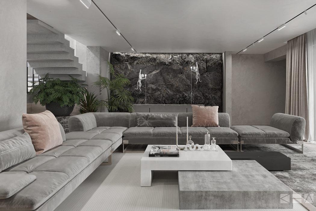 Inspiring Residence by KHANI design