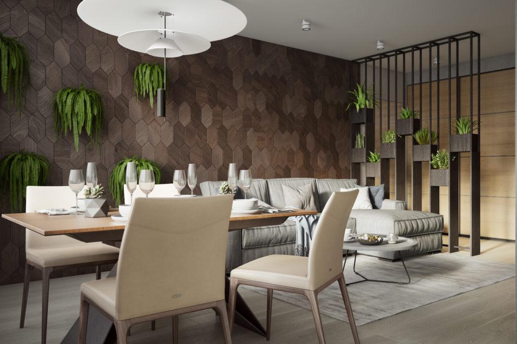 Ozernaya Apartment by Buro 108