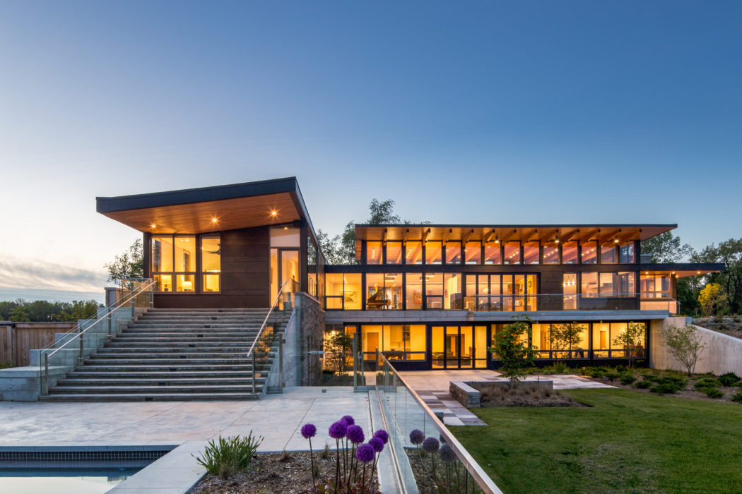 Millgrove House by Toms + McNally