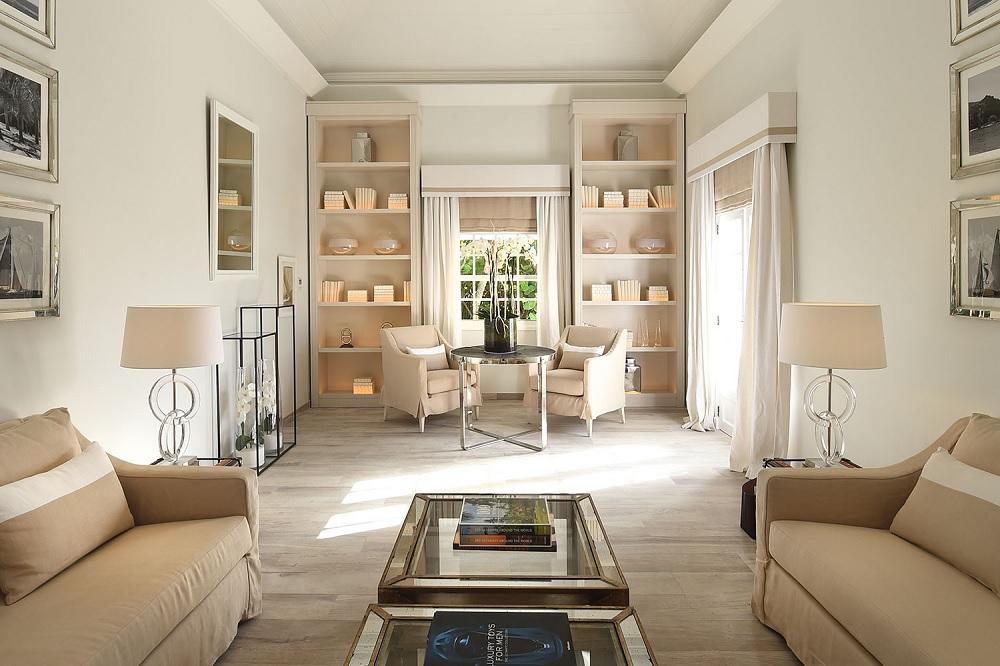 Hotel Le Toiny by Osborn Interiors