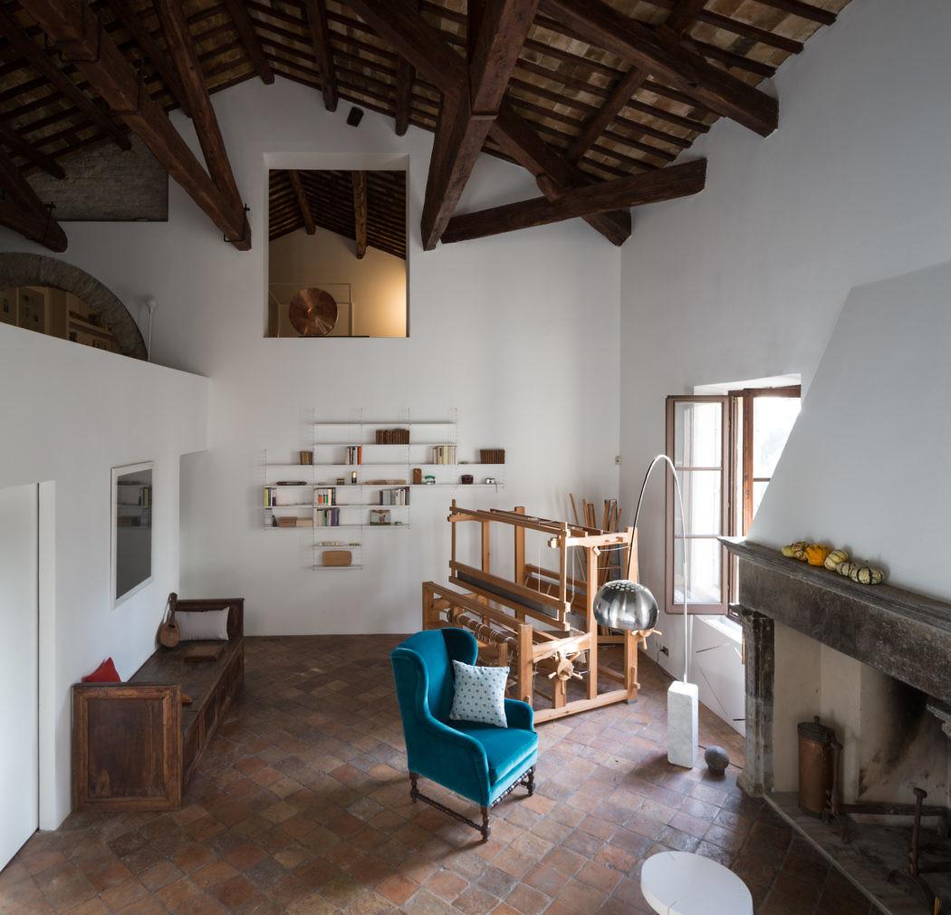 Loft in pesaro by plus ultra studio
