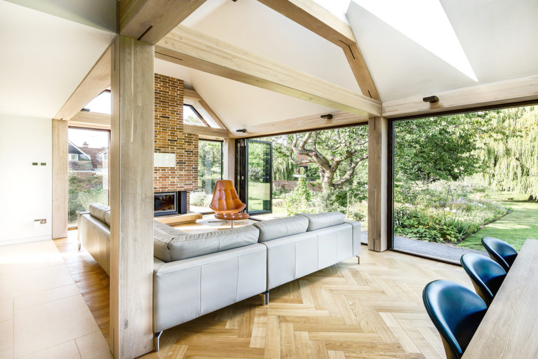 Mill House by OB Architecture