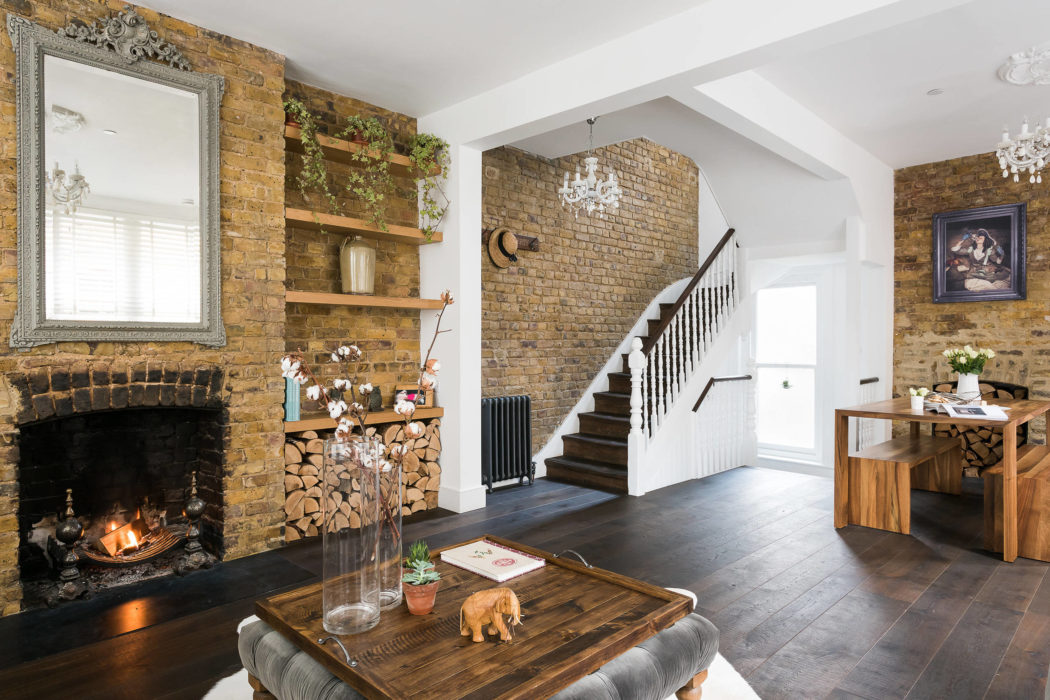 East London Apartment by Kerry Hussain