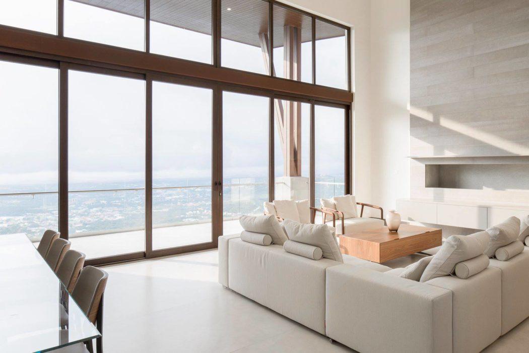 Private House in Costa Rica by Mare Design Center