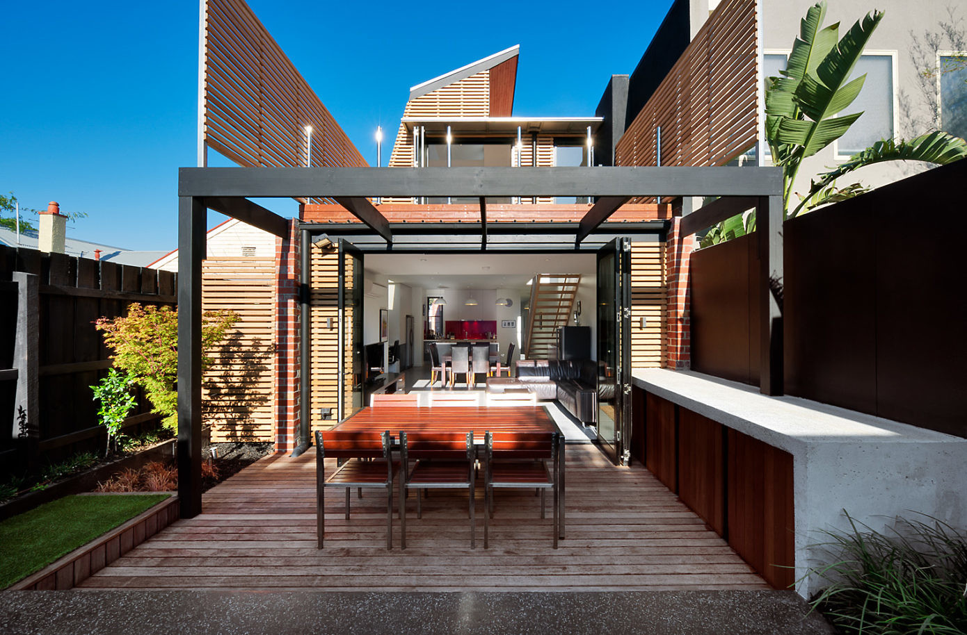 Sustainable Terrace by Green Sheep Collective