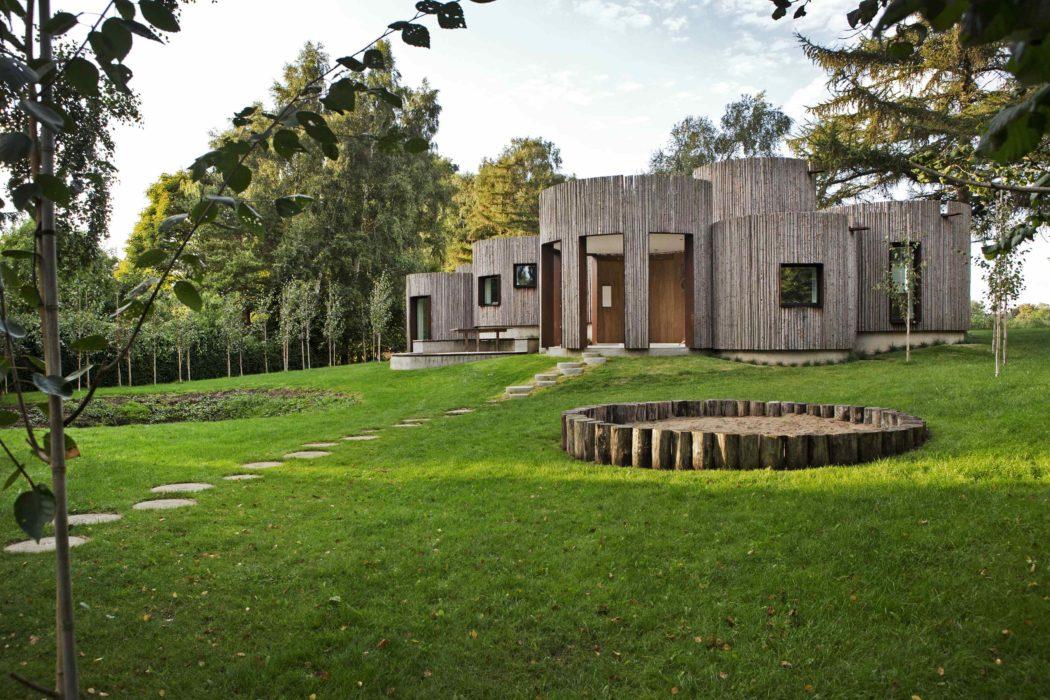 Birkedal House by Jan Henrik Jansen