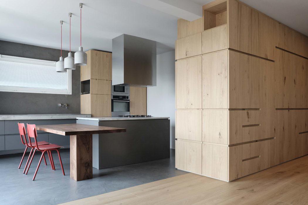 Casa C by Okam Studio