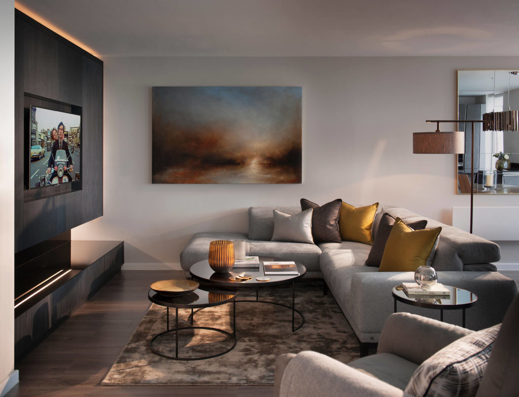 St Albans Penthouse by Elizabeth Matthews Interiors