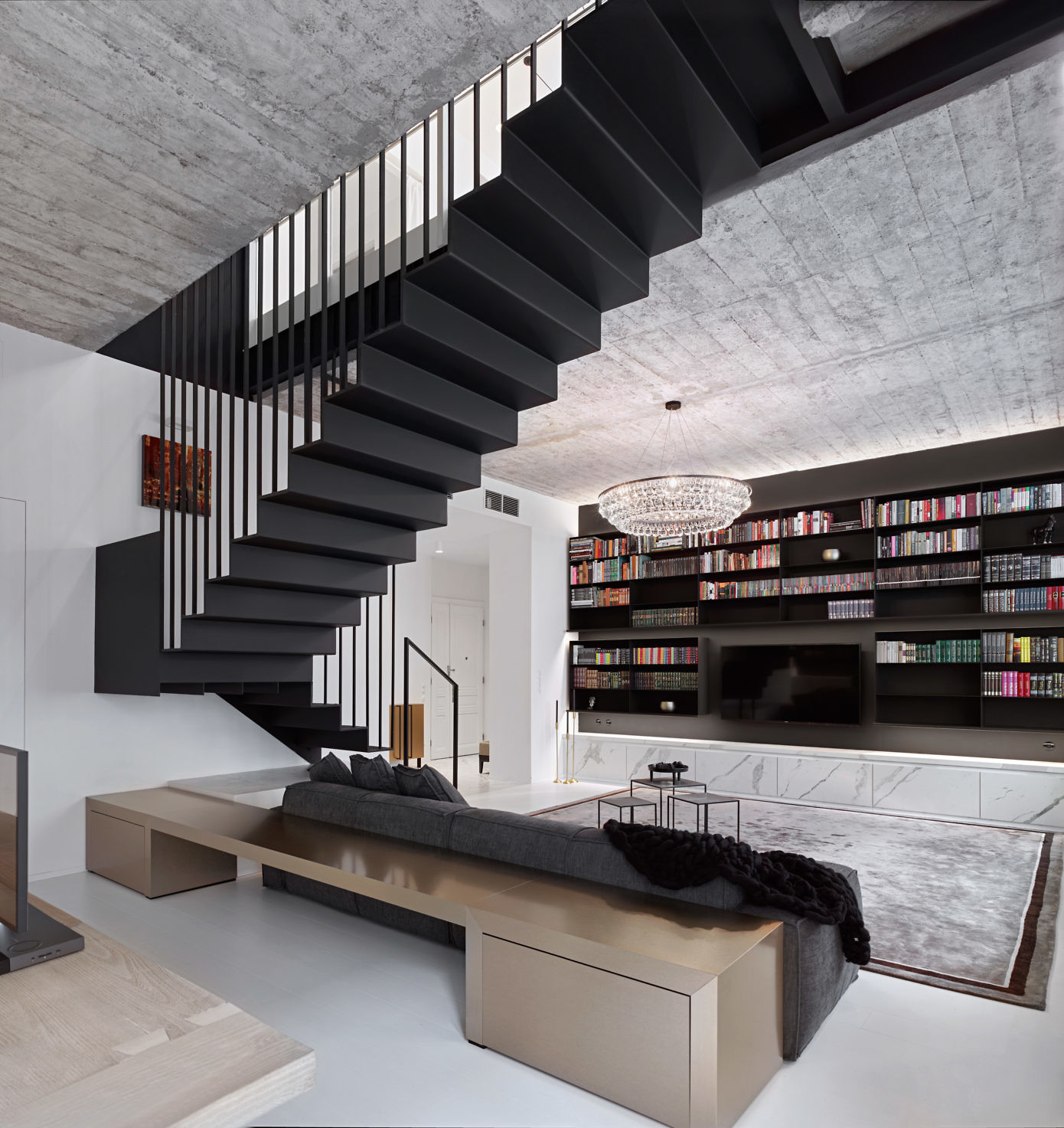 Old Town Apartment by Oooox
