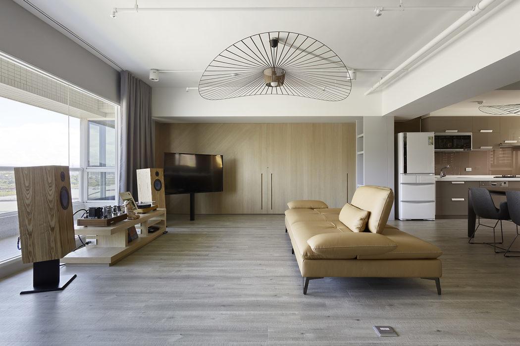 Yu House by Ganna Design