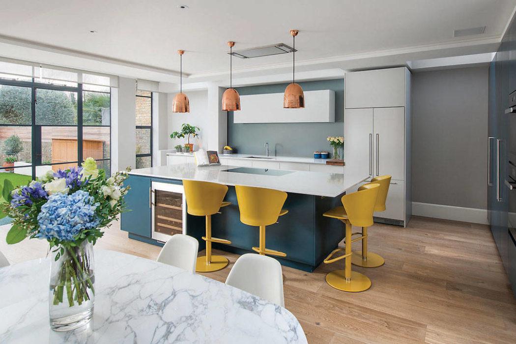 Chiswick Home by Moretti Interior Design