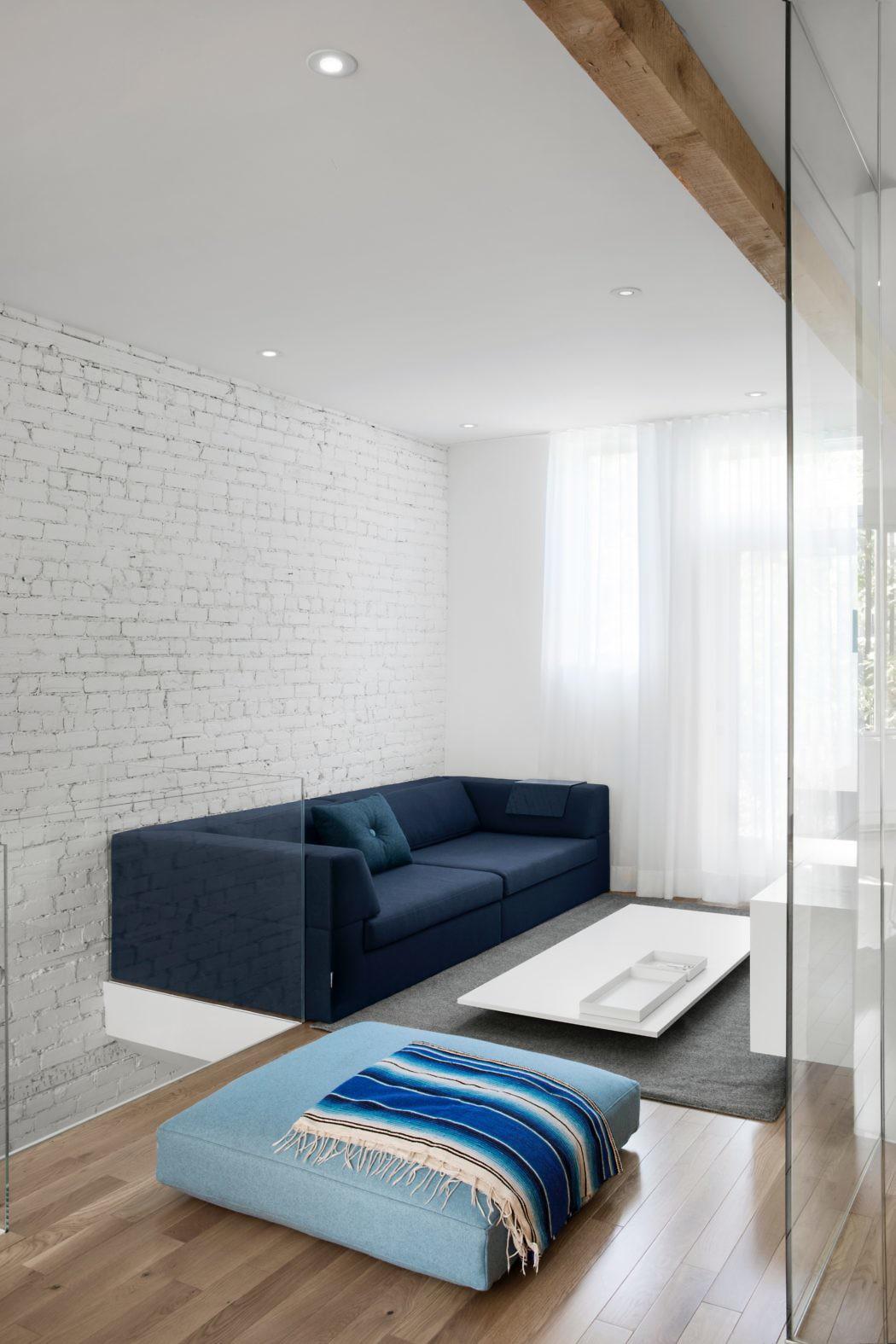 Triplex in Montreal by Anne Sophie Goneau