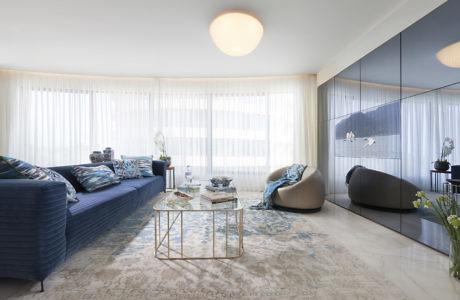 BLU Ocean View by Annette Frommer – Interior Design