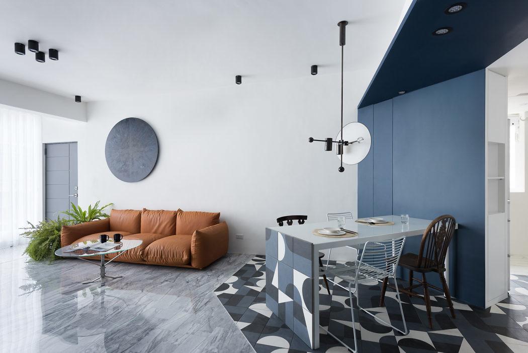 Residence CL by W&Li Design