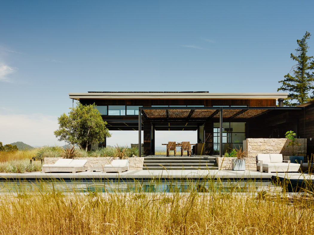 Sonoma Wine Country by Feldman Architecture