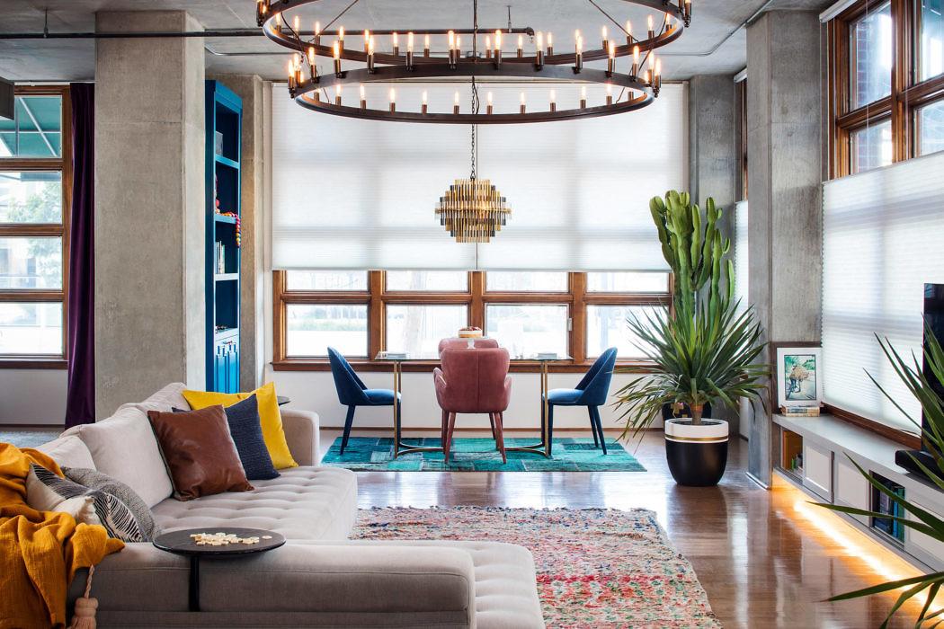 East Village Apartment by CM Natural Designs